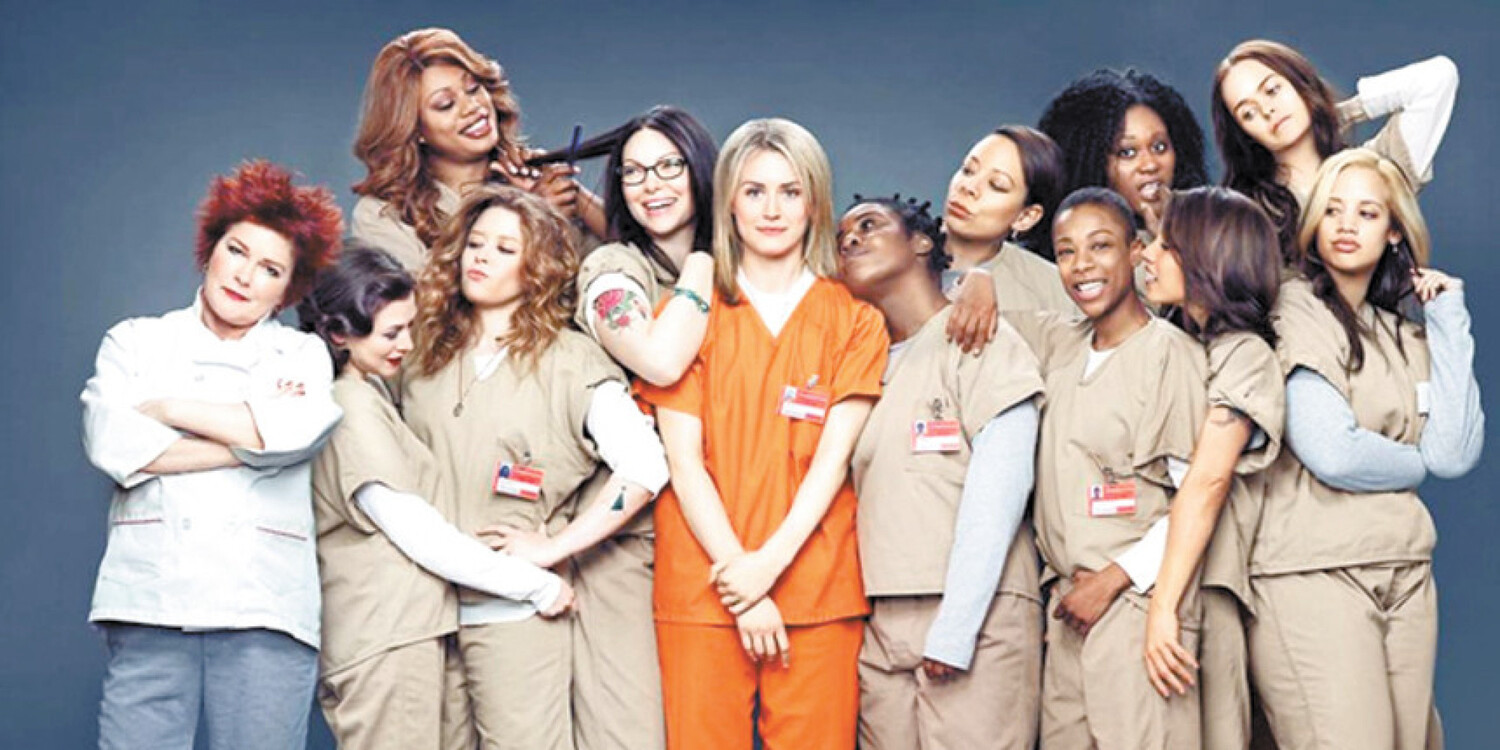 Orange is the New Black Season 2 Cast Photo