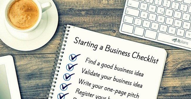 Small Business Checklist: 3 Essentials You Need Before You Start