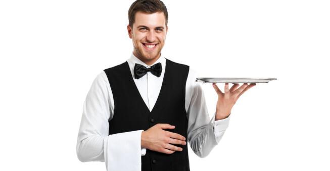 Five Lessons A Waiter Can Teach You About Starting A Business