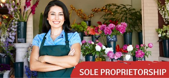 SOLE PROPRIETORSHIP (1)