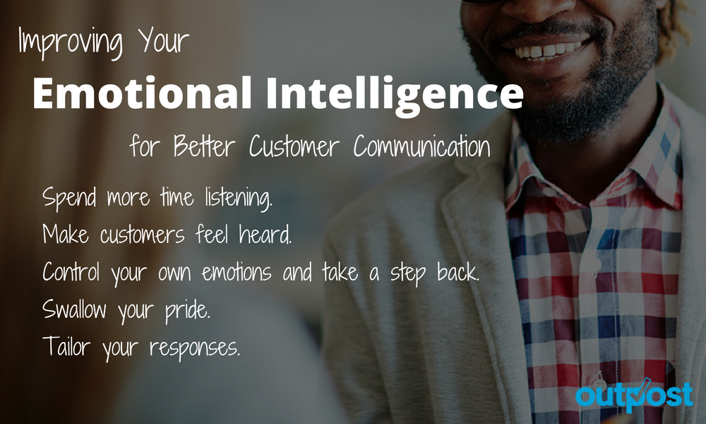 emotional intelligence and customer service