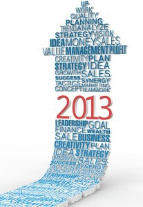 Start You Business in 2013